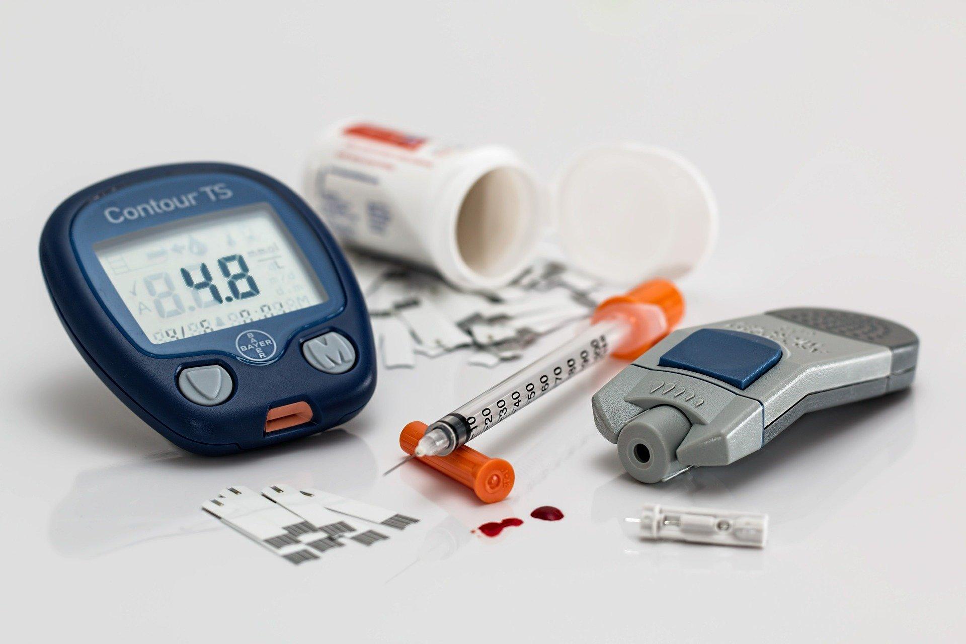Diabetes de Baas